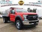 2019 F-550 Regular Cab DRW 4x4,  Monroe Dump Body #FT12617 - photo 1