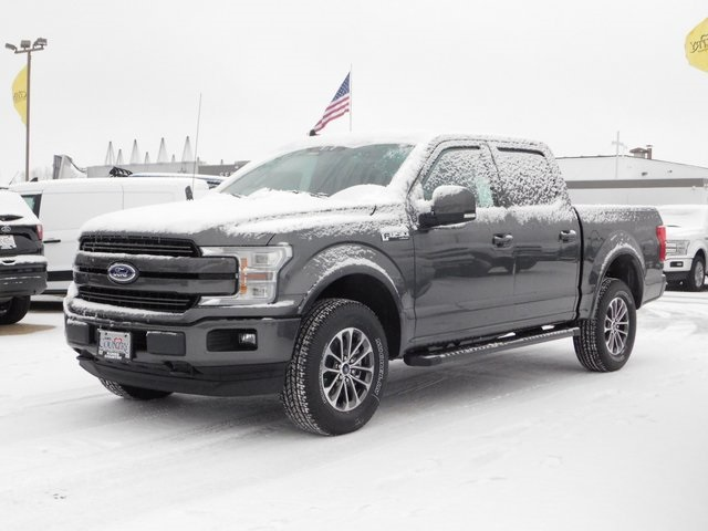 2019 F-150 SuperCrew Cab 4x4,  Pickup #FT12623 - photo 2