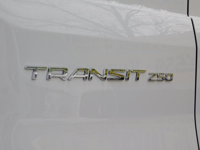 2019 Transit 250 Med Roof 4x2,  Empty Cargo Van #FT12630 - photo 9