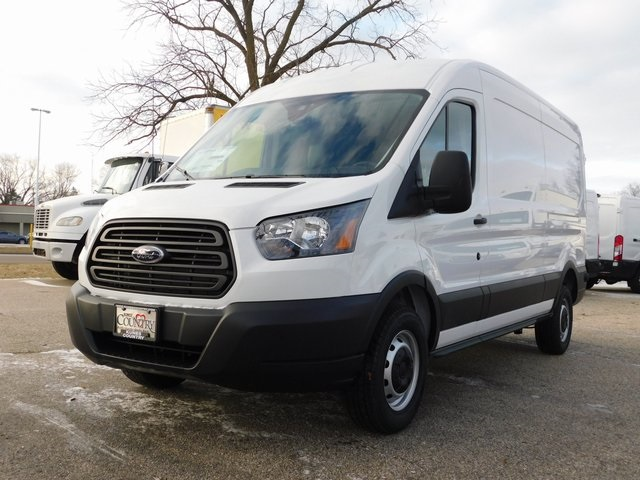 2019 Transit 250 Med Roof 4x2,  Empty Cargo Van #FT12630 - photo 10