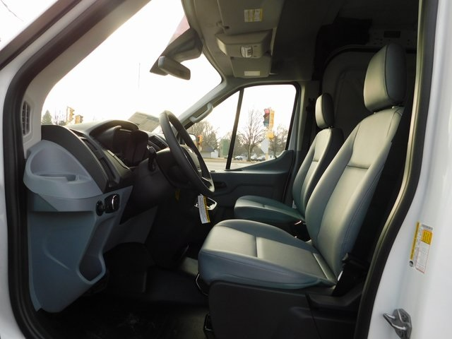 2019 Transit 250 Med Roof 4x2,  Empty Cargo Van #FT12630 - photo 13
