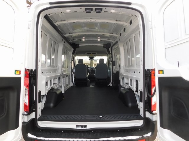 2019 Transit 250 Med Roof 4x2,  Empty Cargo Van #FT12630 - photo 2
