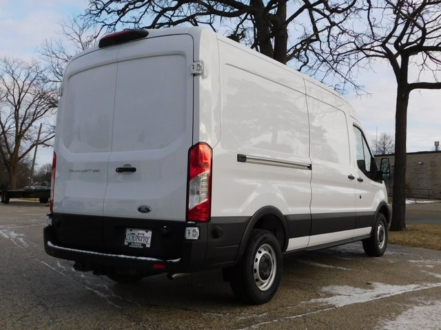 2019 Transit 250 Med Roof 4x2,  Empty Cargo Van #FT12630 - photo 7