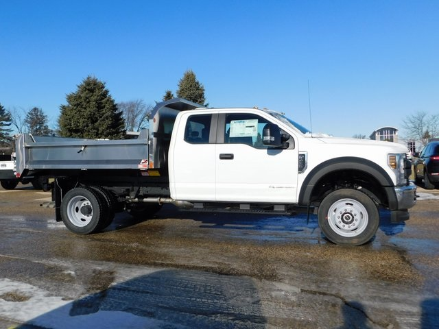 2019 F-450 Super Cab DRW 4x4,  Monroe Dump Body #FT12643 - photo 3