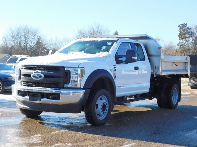 2019 F-450 Super Cab DRW 4x4,  Monroe Dump Body #FT12643 - photo 4