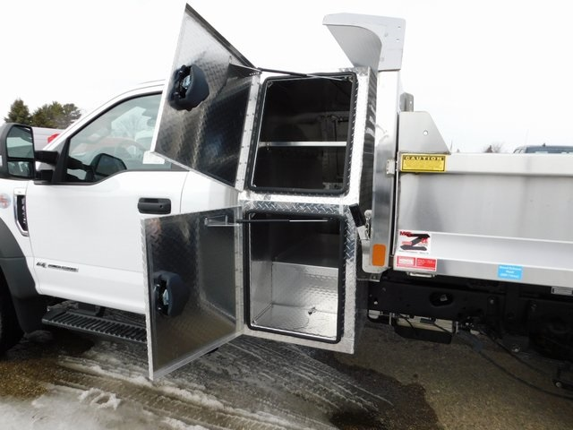 2019 F-450 Regular Cab DRW 4x4,  Monroe MTE-Zee Dump Body #FT12659 - photo 8