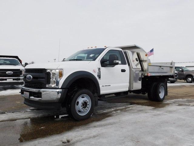 2019 F-450 Regular Cab DRW 4x4,  Monroe MTE-Zee Dump Body #FT12659 - photo 10