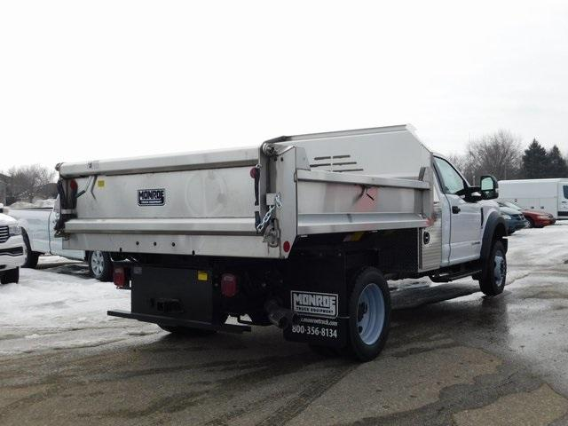 2019 F-450 Regular Cab DRW 4x4,  Monroe Dump Body #FT12659 - photo 1