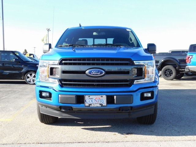 2019 F-150 SuperCrew Cab 4x4,  Pickup #FT12661 - photo 12