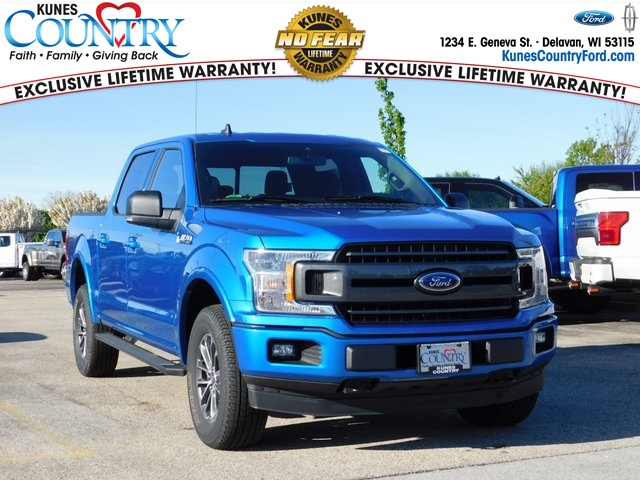2019 F-150 SuperCrew Cab 4x4,  Pickup #FT12661 - photo 1