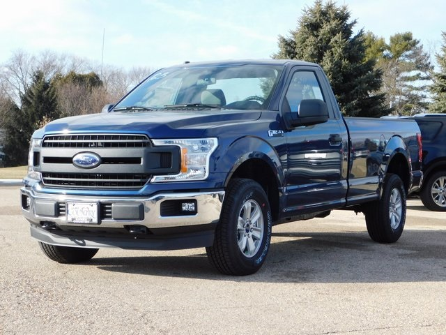 2019 F-150 Regular Cab 4x4,  Pickup #FT12663 - photo 11