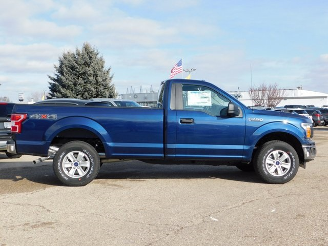 2019 F-150 Regular Cab 4x4,  Pickup #FT12663 - photo 3