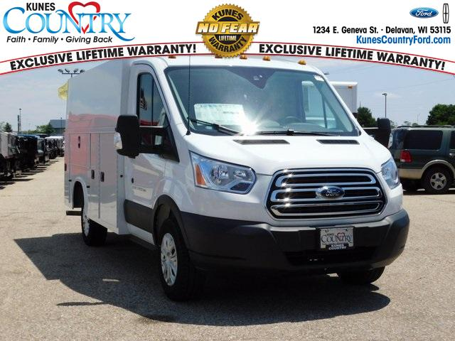 2019 Transit 350 4x2,  Knapheide Service Utility Van #FT12704 - photo 1