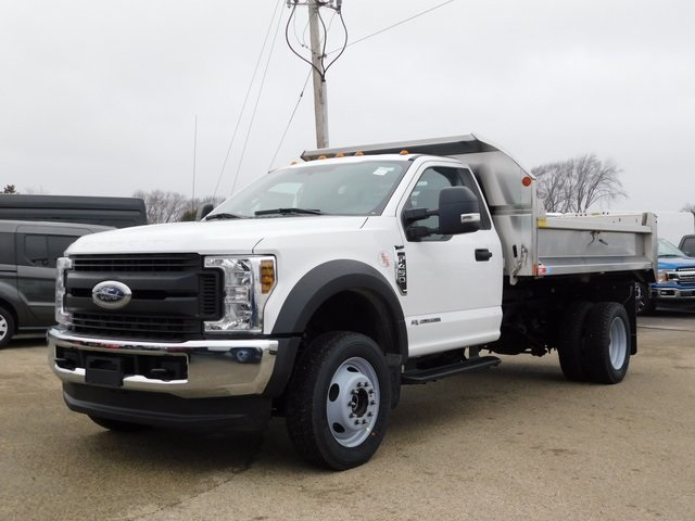 2019 F-450 Regular Cab DRW 4x4,  Monroe MTE-Zee Dump Body #FT12708 - photo 7