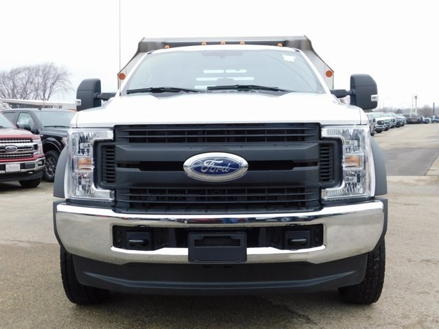 2019 F-450 Regular Cab DRW 4x4,  Monroe MTE-Zee Dump Body #FT12708 - photo 8