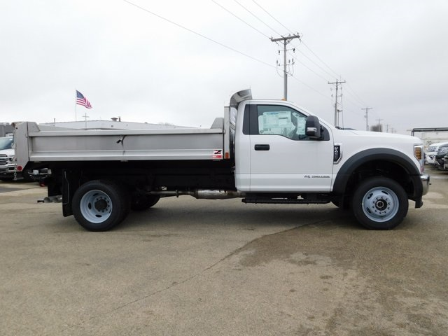 2019 F-450 Regular Cab DRW 4x4,  Monroe MTE-Zee Dump Body #FT12708 - photo 4