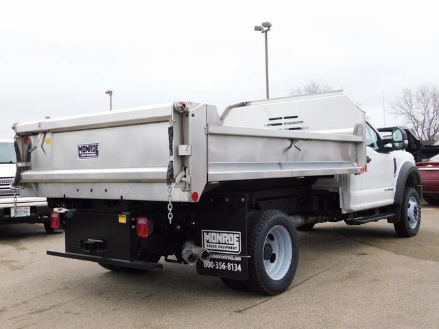 2019 F-450 Regular Cab DRW 4x4,  Monroe MTE-Zee Dump Body #FT12708 - photo 2
