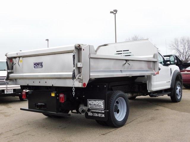 2019 F-450 Regular Cab DRW 4x4,  Monroe Dump Body #FT12708 - photo 1