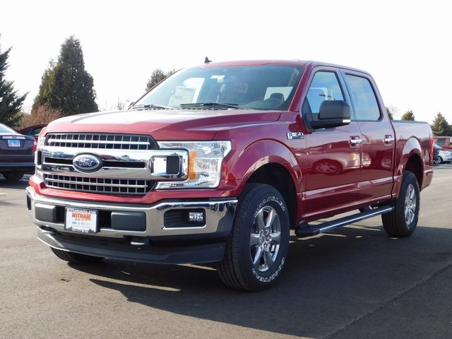 2019 F-150 SuperCrew Cab 4x4,  Pickup #FT12727 - photo 13