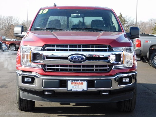 2019 F-150 SuperCrew Cab 4x4,  Pickup #FT12727 - photo 14