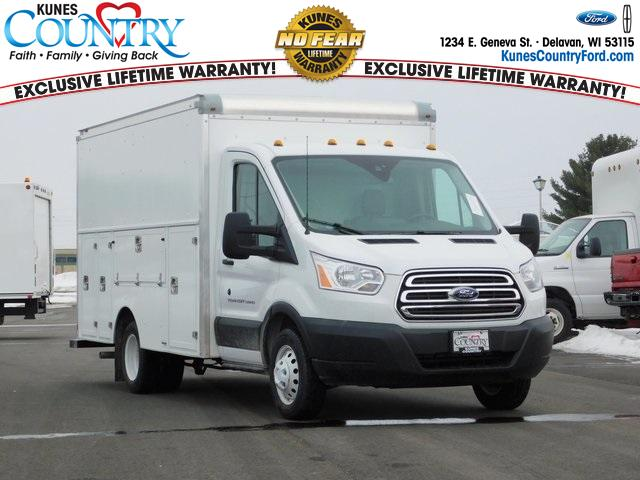 2019 Transit 350 HD DRW 4x2,  Supreme Cutaway Van #FT12745 - photo 1