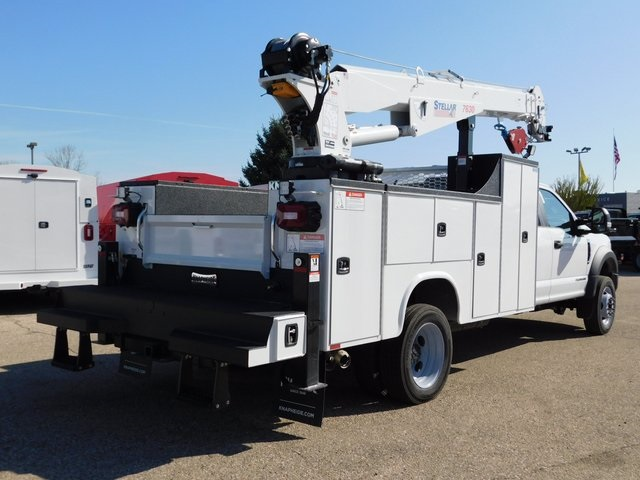 2019 F-550 Super Cab DRW 4x4,  Knapheide Mechanics Body #FT12777 - photo 1