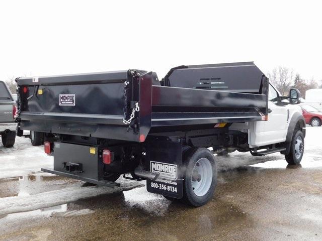 2019 F-450 Regular Cab DRW 4x2,  Monroe Dump Body #FT12782 - photo 1