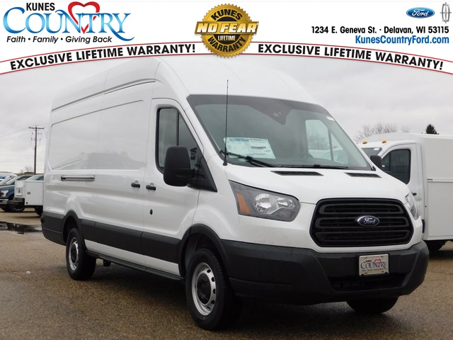 2019 Transit 350 High Roof 4x2,  Empty Cargo Van #FT12785 - photo 1