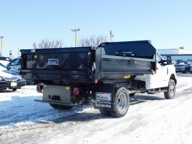 2019 F-350 Regular Cab DRW 4x4,  Monroe Dump Body #FT12786 - photo 1
