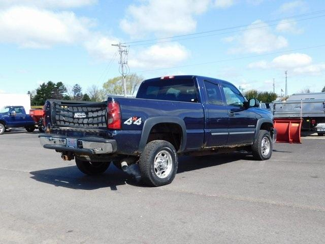 2005 Silverado 2500 Extended Cab 4x4,  Pickup #FT12836N - photo 1