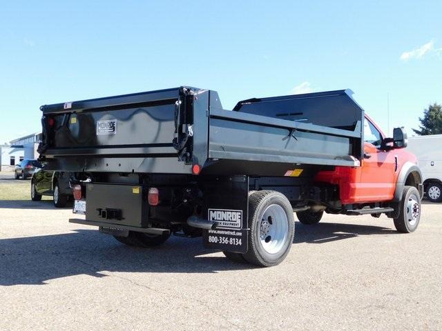 2019 F-450 Regular Cab DRW 4x4,  Monroe Dump Body #FT12868 - photo 1