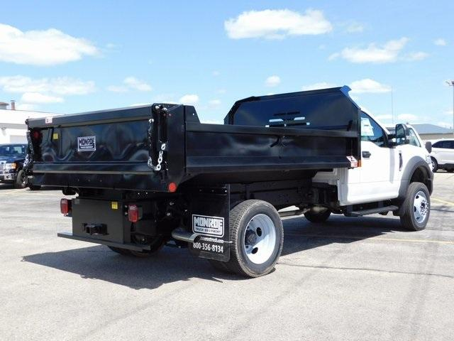 2019 F-450 Regular Cab DRW 4x4,  Monroe Dump Body #FT12887 - photo 1