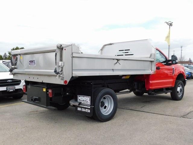 2019 F-350 Regular Cab DRW 4x4,  Monroe Dump Body #FT12935 - photo 1