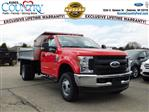 2019 F-350 Regular Cab DRW 4x4,  Monroe Dump Body #FT12935 - photo 1