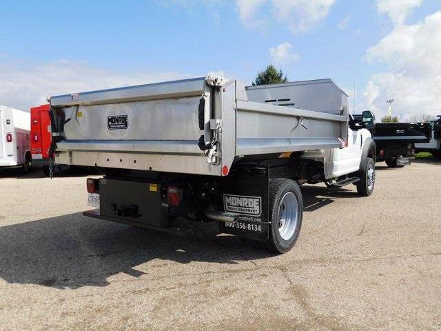 2019 F-450 Regular Cab DRW 4x4,  Monroe Dump Body #FT12936 - photo 1