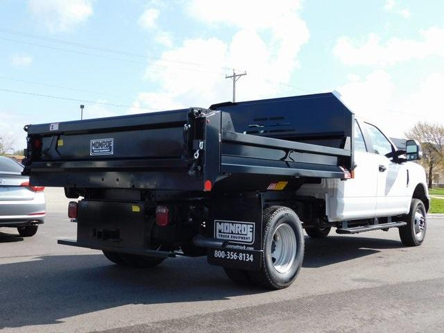 2019 F-350 Crew Cab DRW 4x4,  Monroe Dump Body #FT12970 - photo 1