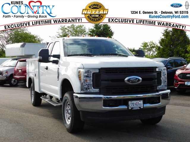 2019 F-250 Super Cab 4x4,  Monroe Service Body #FT12985 - photo 1