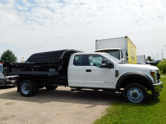 2019 F-550 Super Cab DRW 4x4,  Knapheide Dump Body #FT13000 - photo 1