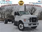 2018 F-650 Regular Cab DRW 4x2,  Morgan Dry Freight #FT13048 - photo 1