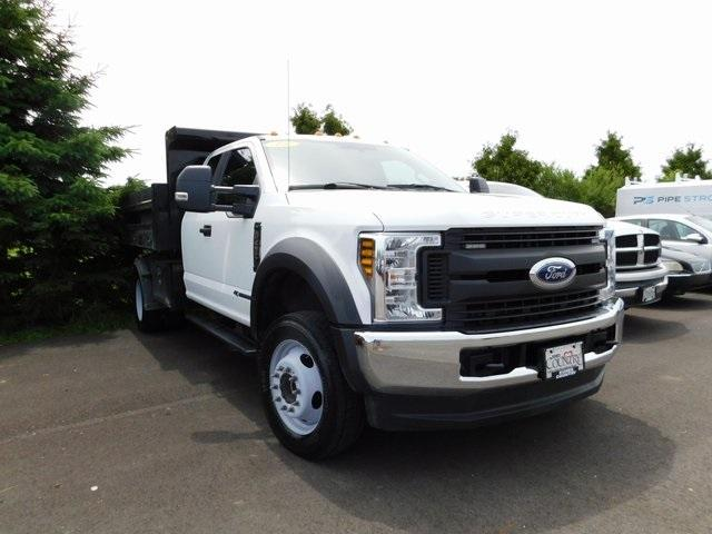 2018 F-450 Super Cab DRW 4x4,  Cab Chassis #FT13057A - photo 1