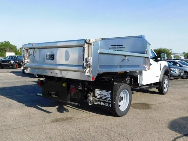 2019 F-550 Regular Cab DRW 4x4,  Dump Body #FT13063 - photo 1