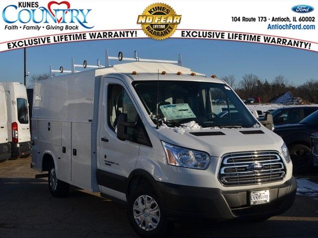 2018 Transit 350 4x2,  Knapheide Service Utility Van #FT13086 - photo 1