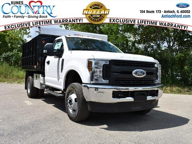 2018 F-350 Regular Cab DRW 4x4,  Landscape Dump #FT13127 - photo 1