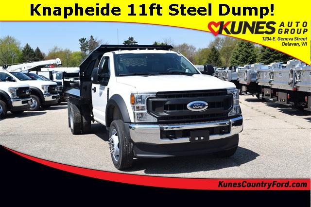 2020 Ford F-450 Regular Cab DRW 4x2, Knapheide Dump Body #FT13697 - photo 1