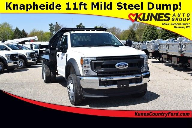 2020 Ford F-450 Regular Cab DRW 4x2, Knapheide Dump Body #FT13697 - photo 1