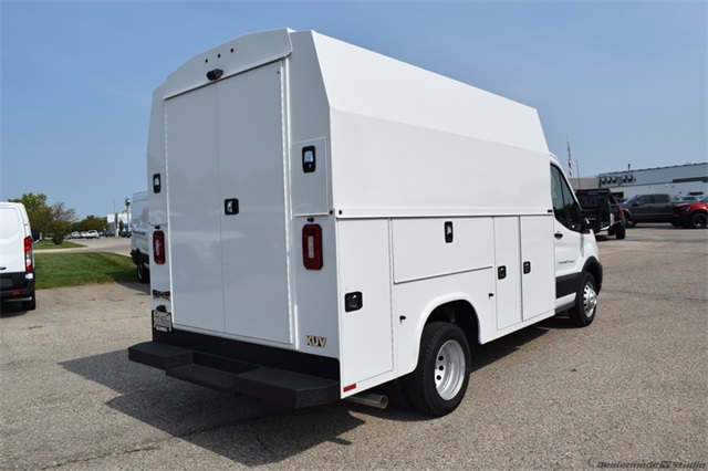 2020 Ford Transit 350 HD DRW RWD, Knapheide Service Utility Van #FT14161 - photo 1