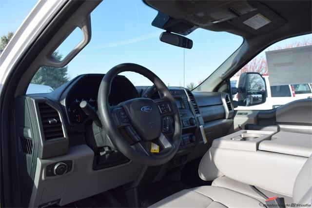 2020 Ford F-350 Regular Cab DRW 4x4, Knapheide Drop Side Dump Body #FT14406 - photo 12