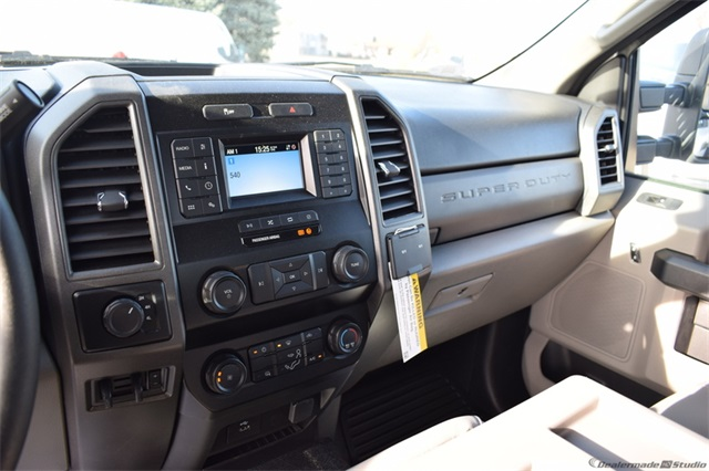 2020 Ford F-350 Regular Cab DRW 4x4, Knapheide Drop Side Dump Body #FT14406 - photo 13