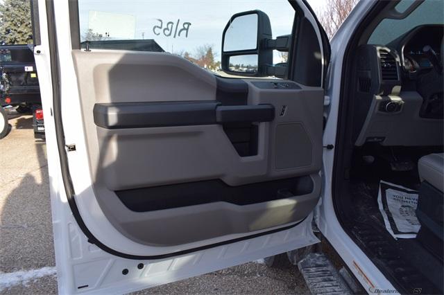 2020 Ford F-450 Regular Cab DRW 4x4, Knapheide Drop Side Dump Body #FT14565 - photo 11