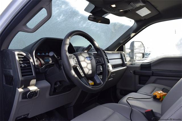 2020 Ford F-450 Regular Cab DRW 4x4, Knapheide Drop Side Dump Body #FT14565 - photo 12